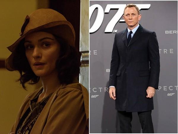 低調婚5年終放閃!《神鬼傳奇》瑞秋懷茲甜告白007老公