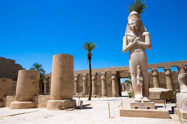 法老王的大地 尼罗河巡航金字塔 埃及三大遗址探秘图片