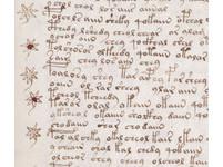 15世紀神祕書「伏尼契手稿」複印 28萬台幣限量898本