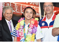 企業贊助台灣選手 許淑淨代表感謝:希望更多企業加入