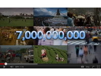 70億人共享地球 人口最多城市是東京