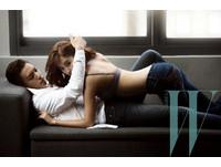 尹恩惠身穿性內衣雙峰壓大鵰 網友稱讚、鼻血流