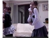 超萌小蘿莉舞力全開 網友:可愛到讓人融化了