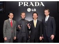 PRADA和LG發表第三度合作新機PRADA Phone by LG 3.0