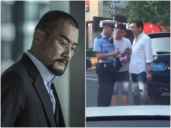 梁家輝被開罰單 「警界大咖」遇到交通警察也沒轍