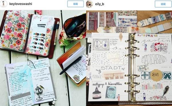 手账本内容图片-9月象徵新鲜人 时尚的新开始 用一本手帐来迎接挑战吧