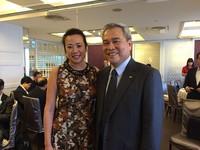 啟動企業轉型!新光大公主吳欣盈 帶領新壽前進海外