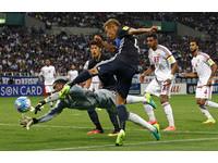 世足亞洲12強/卡達主裁判誤判? 77分鐘爭議球日本吞敗