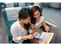 高鐵訂票APP升級! 手機也能選靠窗座位、大學生優惠