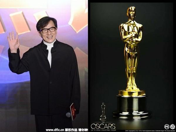奧斯卡終身成就獎首位華人! 成龍:想再拿一座小金人
