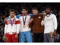 印度奧運銅牌遞補已逝者銀牌 他不願再添悲傷拒收