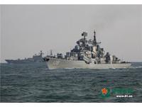 準備「資訊化戰爭」 曹衛東:東海艦隊將常態遠海訓練