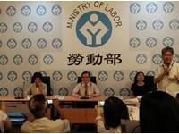 郭芳煜:審議會過程平和 勞資沒有一定的對立