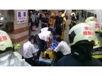 17歲女學生萬華站落軌遭撞「卡車底」 1250旅客誤點