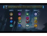 LOL世界大賽小組賽抽籤結果出爐  閃電狼將再次面對SKT