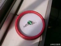 買不起「祖母綠戒指」沒關係 超狂網友直接動手做!