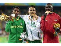驚人! 帕運選手1500公尺前四名成績皆超越奧運金牌