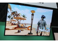 TGS 16/Oculus創辦人來踢館!體驗HTC新互動社群VR