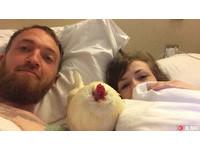 失望的新娘:一隻雞毀了我的蜜月,還性侵我的拖鞋