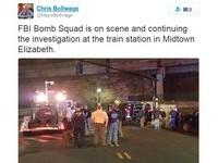 紐約案後再傳炸彈攻擊 紐澤西車站可疑包裹遠端引爆