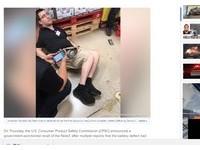 美男被Note 7炸傷右大腿 提告三星求償47萬全球首例