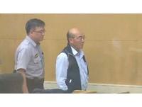 兆豐案羈押近2月「今再提訊」 蔡友才訊後還押