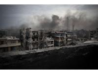 敘俄聯軍加強空襲阿勒坡 200萬平民缺水斷糧等待救援