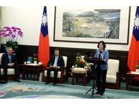 快訊/未收ICAO邀請 蔡英文強烈不滿:對台灣極不公平