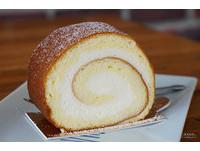 宜蘭法國甜點店 馬茲卡彭蛋糕的鮮奶油吃起來超幸福