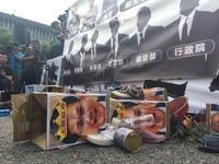 反迫遷轟台中三建設  市府:維護多數公益創三贏局面