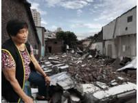 76歲嬤泣訴「陳菊惡劣拆房」 高市農業局:她不住在這
