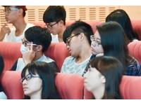 重回東吳編號8600032 「馬老師」講台灣史學生打瞌睡