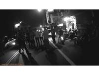 「閻羅王」颱風夜落網!14惡煞耍狠半年 警突襲據點竟裝乖