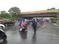 台南市23校停課 部分道路積水封閉遲到「不列紀錄」