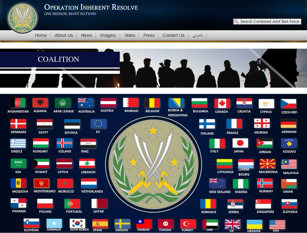 台灣成反恐盟軍 美國設「堅定決心」計畫   文章內置圖片