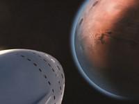 Space X馬斯克:「想上火星請準備320萬,但可能會死」