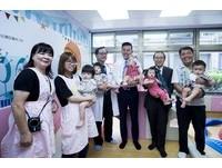 新竹馬偕托嬰中心兒科醫師巡診 全台僅有