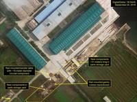 北韓導彈潛艇直徑竟達10米! 難怪金正恩有嗆美底氣
