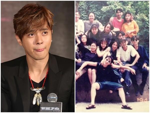 羅志祥曝15歲嫩照「猜猜我在哪」 半裸的歐弟超搶鏡!