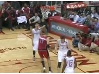 NBA/火箭艾西克烏龍球送兩分 林書豪肩軟嘴開