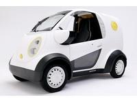 3D列印造汽車 這輛電動小車應該會很便宜