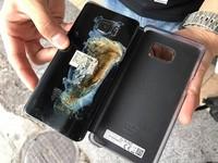 Note 7爆不停 三星:不論拿新舊款「立刻就關機」,現在!