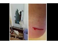 她幫蛇蛇洗澡...門把掉了 一腳踹破門:我練過跆拳道