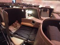 台北旅展現場設「模擬客艙」 逛展搶先體驗華航A350!