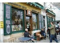 跨年遊巴黎舊書店!追尋金城武身影 漫步塞納河喝咖啡
