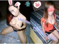 爆乳妹臉書秀F奶還可刷卡 賣淫吸1000名男客朝聖