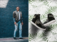 Jordan鞋攜手NBA 最時髦 ICON  打造2代簽名鞋