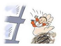 3歲女童從3樓陽台墜下 10歲男童箭步上前徒手接住