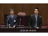 若妻子尤美女聲請釋憲 大法官被提名人黃瑞明:會迴避