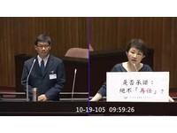 承諾絕不「再任」? 黃瑞明:大法官是生涯最後職位